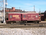 Another Long Term Resident of Roanoke is this NS Research Caboose No.NS 48